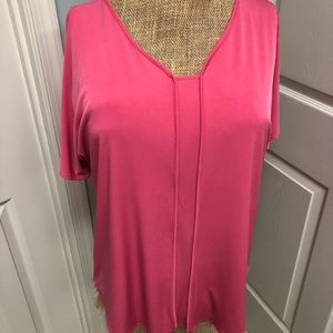 Chico's summer top size 2 NWOT